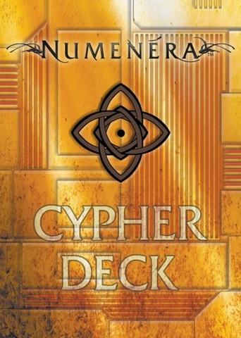 Numenera Cypher Deck