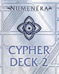 Numenera Cypher Deck 2