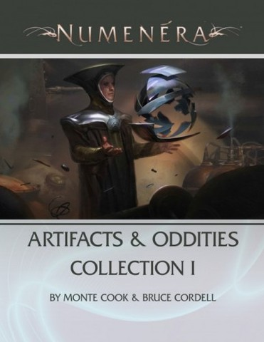 Numenera Artifacts & Oddities Collection 1