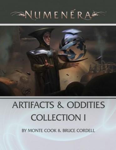 Numenera Artifacts & Oddities Collection 1