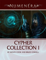 Numenera Cypher Collection 1