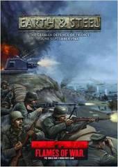 Earth & Steel: The German Defence of France: June-September 1944