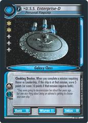 U.S.S. Enterprise-D, Personal Flagship
