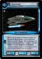Cochrane, Voyager Shuttle