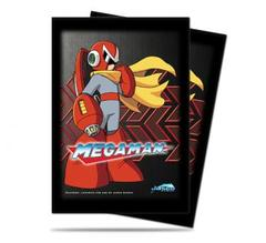 Megaman Protoman Card Sleeves (50 ct)