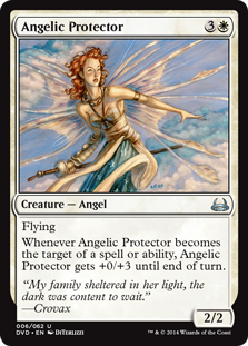 Angelic Protector