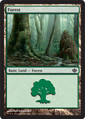 Forest (28) (Garruk vs Liliana)