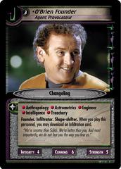 O'Brien Founder, Agent Provocateur