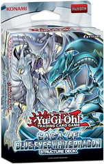 Yu-Gi-Oh Saga of the Blue Eyes White Dragon Structure Deck - Unlimited