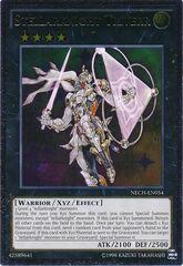 Stellarknight Triverr - NECH-EN054 - Ultimate Rare - Unlimited Edition