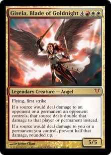 Gisela, Blade of Goldnight - Oversized Player Rewards