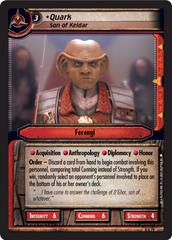 Quark, Son Of Keldar