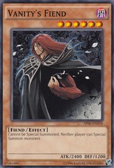 Vanity's Fiend - AP06-EN018 - Common - Unlimited Edition on Channel Fireball