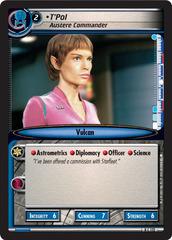 T'Pol, Austere Commander