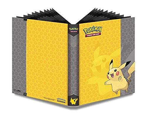 Pokemon 9-Pocket Pro Binder: Pikachu