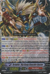 Brawler, Big Bang Knuckle Buster - BT16/006EN - RRR on Channel Fireball