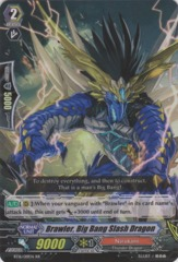 Brawler, Big Bang Slash Dragon - BT16/019EN - RR