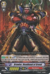Brawler, Headband of Greed - BT16/087EN - C