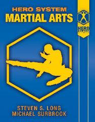 HERO System Martial Arts