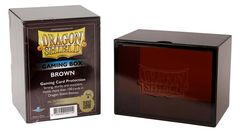 Dragon Shield Gaming Box - Brown