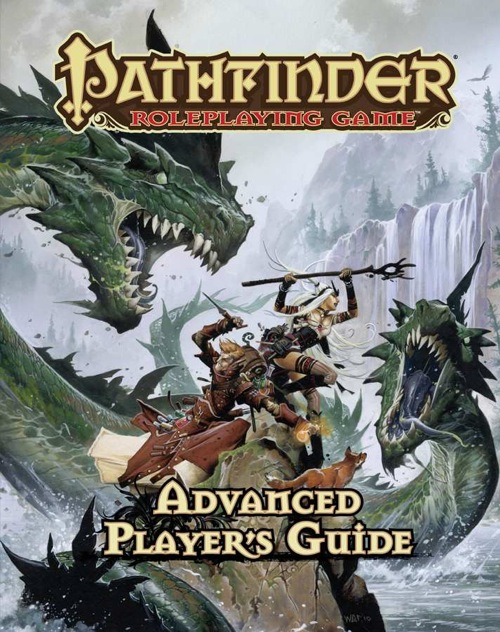 Pathfinder Roleplaying Game: Advanced Players Guide Hardcover