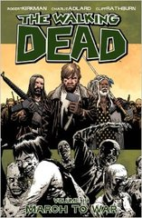 The Walking Dead Trade Paperbacks 19 March to War