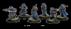 Arcane Tempest Gun Mage Unit