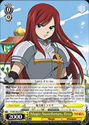 FT/EN-S02-004 R Magic Swordsman, Erza