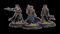Black 13th Gun Mage Strike Team (Classic sculpt)