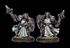 Precursor Knights Cygnar Allies