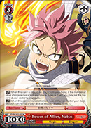 Power of Allies, Natsu - FT/EN-S02-057 - R