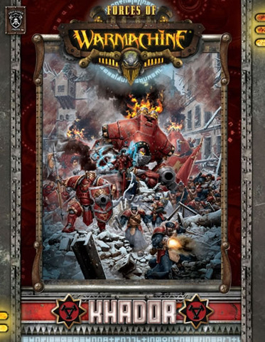 Forces Of Warmachine Khador Sc