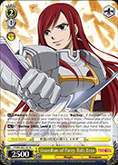 Guardian of Fairy Tail, Erza - FT/EN-S02-101 - R