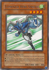 Elemental Hero Stratos - CP06-EN009 - Rare - Unlimited Edition