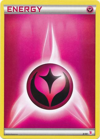 Fairy Energy - 17/30 - XY Trainer Kit (Sylveon)