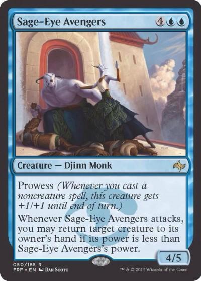 Sage-Eye Avengers - Foil