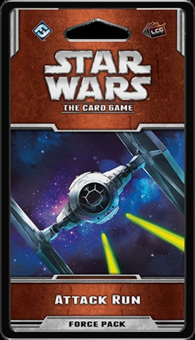 Attack Run - Force Pack (Star Wars) - The Card Game