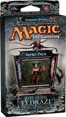Rise of the Eldrazi Intro Pack - Invading Spawn