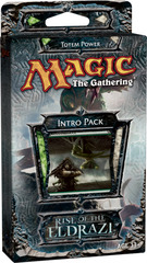 Rise of the Eldrazi Intro Pack - Totem Power