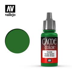 Vallejo Game Color - Goblin Green - VAL72030 - 17ml