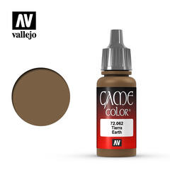 Vallejo Game Color - Earth - VAL72062 - 17ml