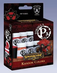 Khador Colors Paint Box