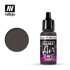 Vallejo Game Air - Charred Brown - VAL72745 - 17ml