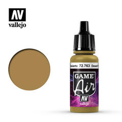 Vallejo Game Air - Desert Yellow - VAL72763 - 17ml