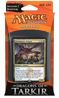 MTG Dragons of Tarkir Intro Pack: Cruel Plots