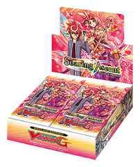 Booster Set G Vol. 2: Soaring Ascent of Gale & Blossom Booster Box