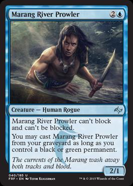 Marang River Prowler