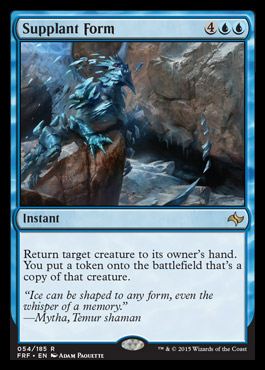 Supplant Form - Foil