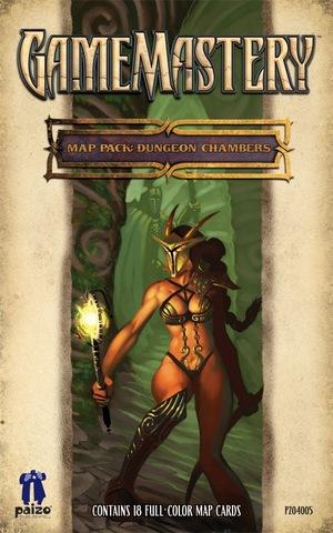 GameMastery Map Pack: Dungeon Chambers