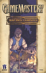 GameMastery Map Pack: Campsites